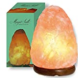 Lámpara de Sal del Himalaya - MAGIC SALT  Lighting For Your Soul - (HASTA 2 KG.)
