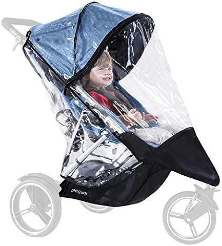 phil&teds Dash Pushchair Storm Rain Cover
