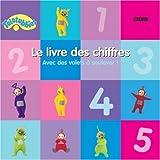 Les Teletubbies - Le livre des chiffres : Avec des volets à soulever !