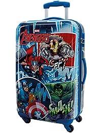Marvel Avengers Street Maleta, 53 Litros, Color Azul