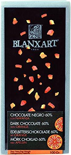 Blanxart | Dunkle Schokolade mit spanischen Orangen Spanische Schokolade