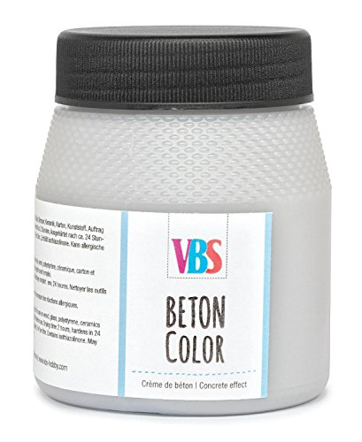 VBS Beton Color, 250ml Dunkelgrau