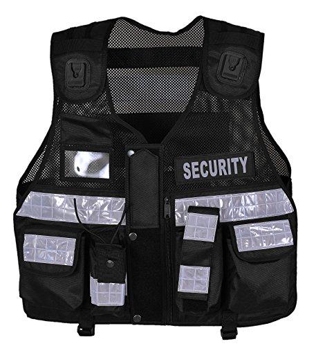 Hi Viz Tactical Weste Durchsetzung, Sicherheit, Hundeführer CCTV, TAC Westen, - Id-abzeichen-träger