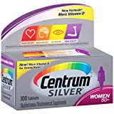 Centrum Silver Women 50+ Multivitamin & ...