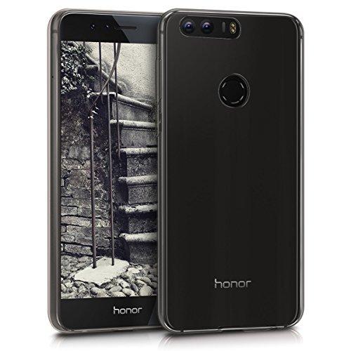 kwmobile Huawei Honor 8 / Honor 8 Premium Hülle - Handyhülle für Huawei Honor 8 / Honor 8 Premium - Handy Case in Schwarz