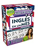 Inglés En 100 Días - Inglés En Un Mes - Audio Pack (Libro + 3 CD's Audio) / English in 100 Days - English in a Month Audio Pack [With Paperback Book] (Ingles en 100 Dias)