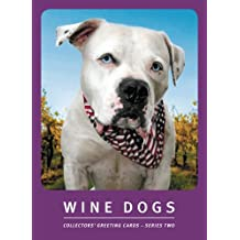 Wine Dogs Boxed Greeting Cards Series Two by Craig McGill & Susan Elliott (2007) Hardcover