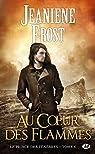 Le Prince des Ténèbres, tome 4 : Au coeur des flammes par Frost