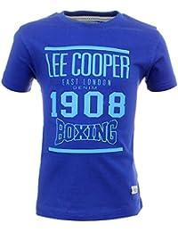 Lee Cooper Camiseta Mangas cortas Niños Boxing