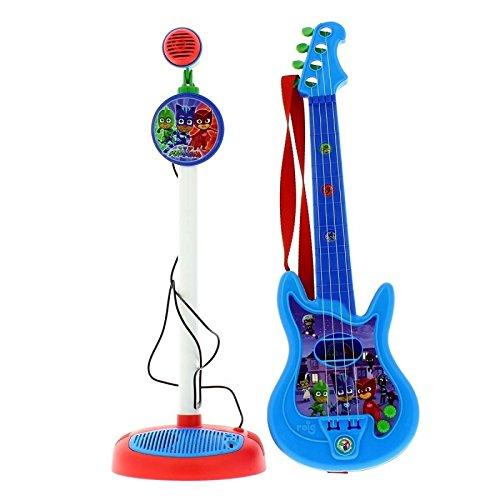 PJ-Masks-Micrfono-con-Guitarra