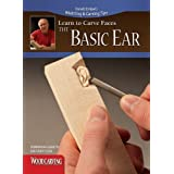 Learn to Carve Faces: The Basic Ear (Booklet) by Harold Enlow (2011-01-01)