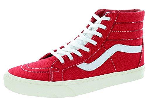 Vans SK8-Hi Schuhe Sneaker Skaterschuhe Rot VN-0TS9GYK, Größenauswahl:42