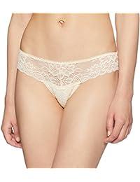 amanté No Panty Lines Lace Thong