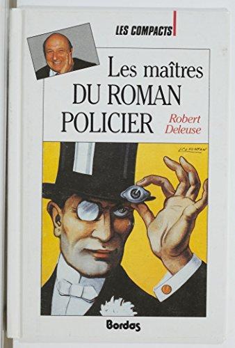 Lire un Les Maîtres du roman policier pdf ebook