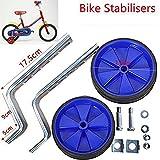 Best Bicycle Wheels - Pusheng Kids Bicycle Bike Stabilisers Cycle Children 12-20