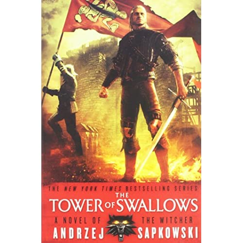 The Tower of Swallows: 4 (Witcher) 2