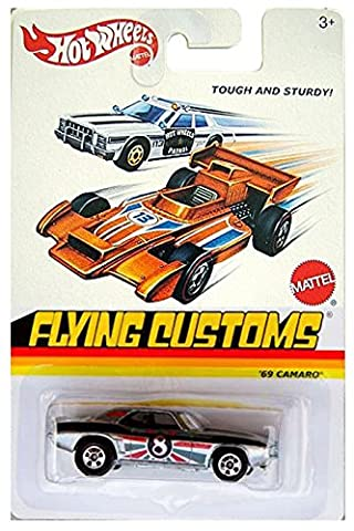 Hot Wheels - Flying Customs - '69