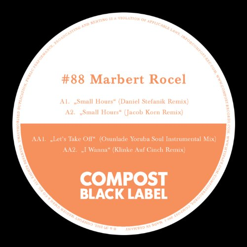 Compost Black Label #88 - Remi...