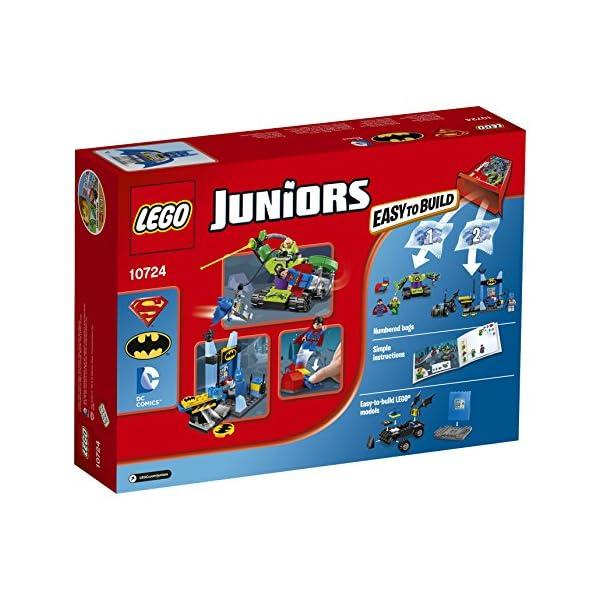 LEGO Juniors - Batman y Superman vs. Lex Luthor (6135786) 2
