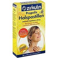 Zirkulin Propolis Halspastillen 30 stk preisvergleich bei billige-tabletten.eu