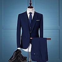 Blazer Costumes Pour Hommes Du Costume Trois Pièces Business Décontracté Couleur