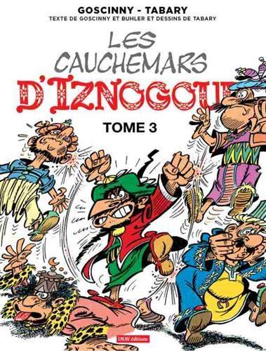 Iznogoud, Tome 23 : Les cauchemars d'Iznogoud : Tome 3