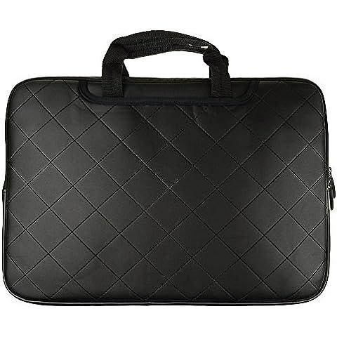 Valigetta portatile Borsa Sleeve per Apple Macbook Pro, Macbook Air Apple, 38,10 cm (15