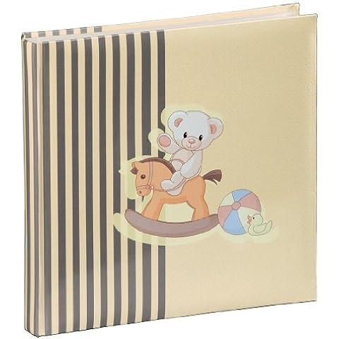 Hama Sina - Álbum de fotografía (26 cm, 26 cm, Naranja)