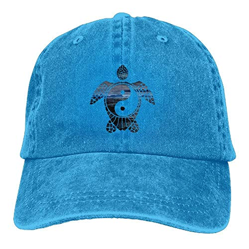Browning Black Hat (Yin Yang Turtle Cowboys Baseball Caps for Men&Women Trucker Style Hat)