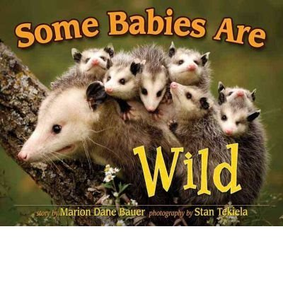 [{ Some Babies Are Wild By Bauer, Marion Dane ( Author ) Sep - 10- 2008 ( Hardcover ) } ]