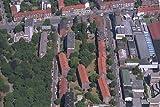 MF Matthias Friedel - Luftbildfotografie Luftbild von Wandsbeker Chaussee in Hamburg (Hamburg), aufgenommen am 30.07.99 um 12:08 Uhr, Bildnummer: 0768-20, Auflösung: 3000x2000px = 6MP - Fotoabzug 50x75cm