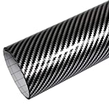 Rapid Teck Premium - Auto Folie Blasenfrei mit Luftkanälen für Auto Folierung und 3D bekleben in Matt Glanz und Carbon