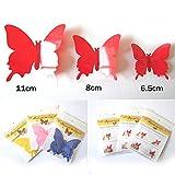 EXIU-12pcs-3D-papillon-autocollants-de-mur-Papillons-DIY-Art-Chambre-ornement-papier