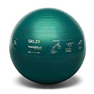 SKLZ Gymnastikball Training Ball Golf, grün