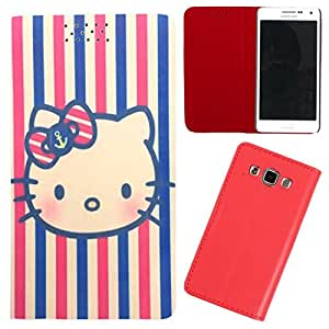 DooDa - For Nokia Lumia 620 PU Leather Designer Fashionable Fancy Flip Case Cover Pouch With Smooth Inner Velvet