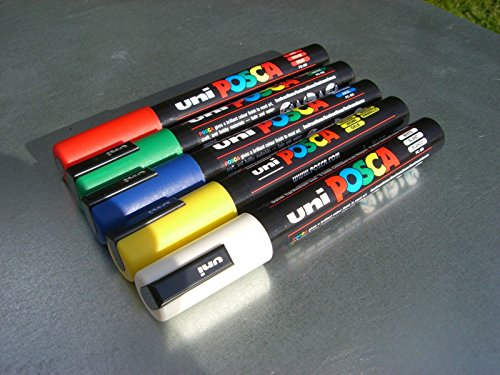 Queen bee marker pen set (5 pens) 1