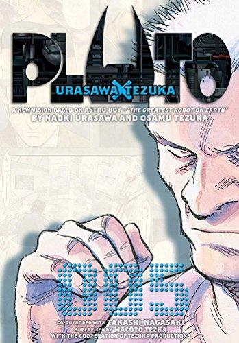 Pluto Urasawa x Tezuka. Volume 5 | TheBookSeekers