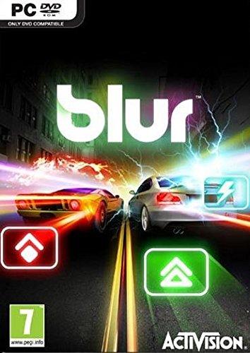 BLUR PC Spiel DEUTSCH, Anleitung Französisch Blur Pc Spiel