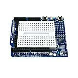 Baoblaze Breadboard Mini Table Circuit Test D'expérience Pour Arduino