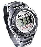 Ravel Talking reloj pvc correa