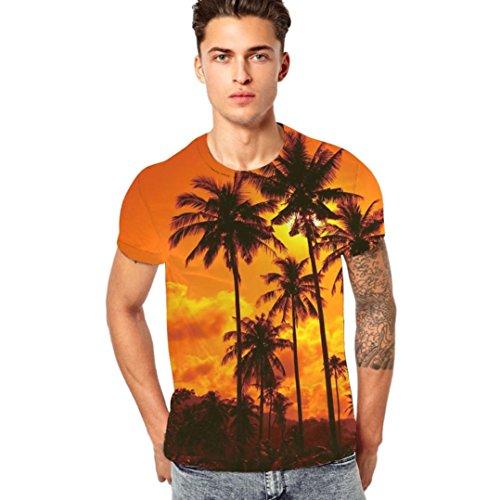 Manadlian New Arrival Design Mode Herren T-Shirts mit Tiere Aufdruck Frühling Sommer Herbst Sommer T-Shirts Junge Tops Beiläufig Taste Muskel zur Seite Fahren Raglanärmel Hemd Bluse -
