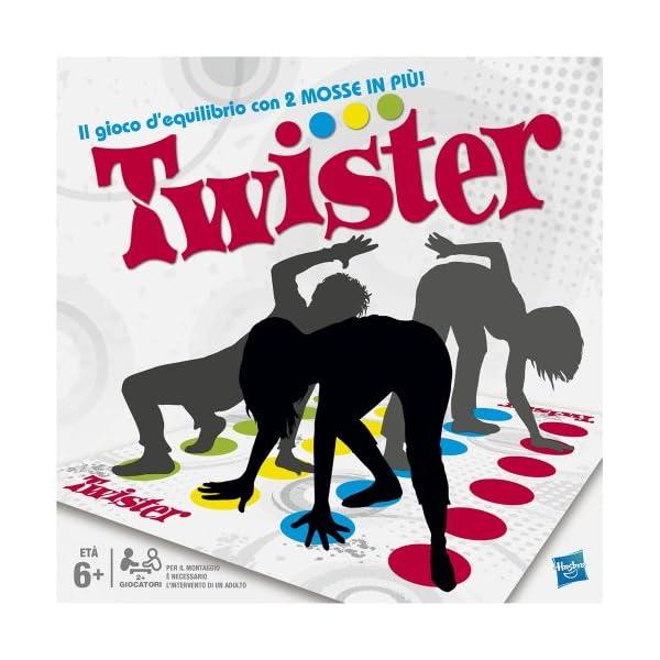 Hasbro Twister Gioco di Società