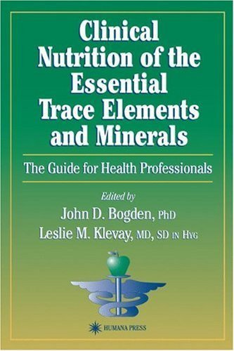 Clinical Nutrition of the Essential Trac...