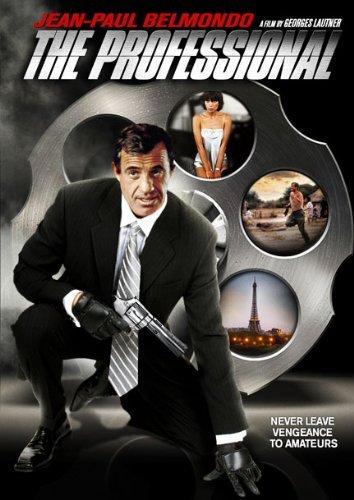 The Professional by Jean-Paul Belmondo
