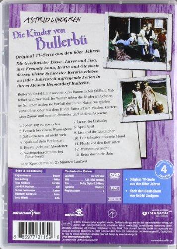 Die Kinder von Bullerbü [2 DVDs]: Alle Infos bei Amazon