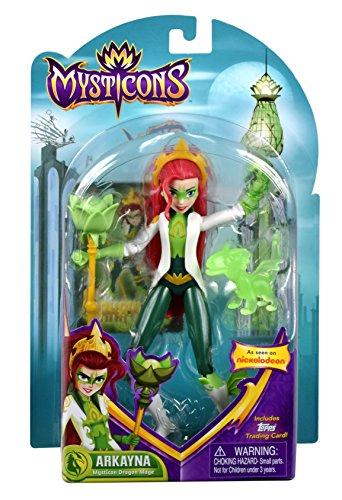 Mysticons-arkayna Puppe Articulée, myt004, - Lego Avatar
