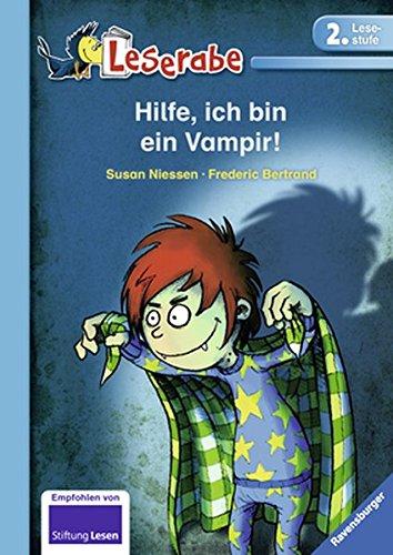 Hilfe, ich bin ein Vampir! (Leserabe - 2. Lesestufe)