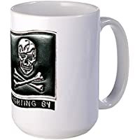 CafePress - VF 84 Jolly Rogers Large Mug - Coffee Mug, Large 15 oz. White Coffee Cup by CafePress
