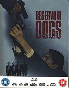 Reservoir Dogs (Limited Edition) [Blu-ray Steelbook]
