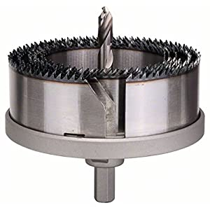 Bosch 2 609 255 633 – Juego de 5 sierras de corona